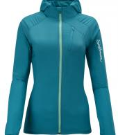 SALOMON WMS FASTWING HOODY2 J