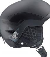 SALOMON QUEST BLACK MAT HELMET