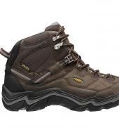 KEEN DURAND MID WP-CASC.BROWN