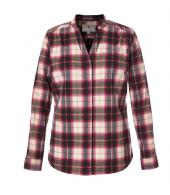 RR W MERINO LUX PLAID FLANNEL