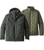 WINDSWEEP 3 IN 1 JACKET