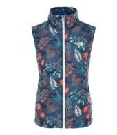 TNF W THERMOBALL VEST - PRINT
