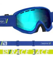 SALOMON JUKE GOGGLE BLUE