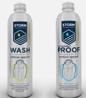 STORM ALI 225ML ECO TWIN PACK