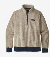 W WOOLYESTER FLEECE PULLOVER