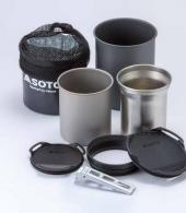 SOTO THERMOSTACK COOKSET COMBO